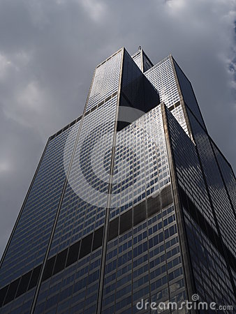 Sears Willis Tower in Chicago, Illinois