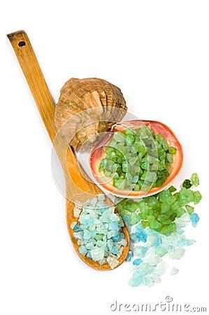 Seasalt and shells
