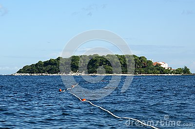 Seascape Royalty Free Stock Photos - Image: 16148868