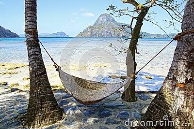 Seascape. El Nido, Philippines