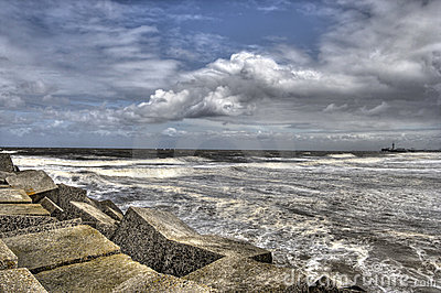 Seascape Holland