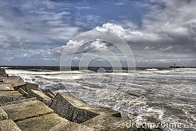 Seascape Holland