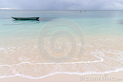 Seascape of Sainte Marie Island