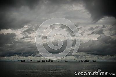 Seascape - sea, beach, waves, sky, clouds