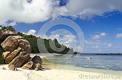 Seascape, Seychelles