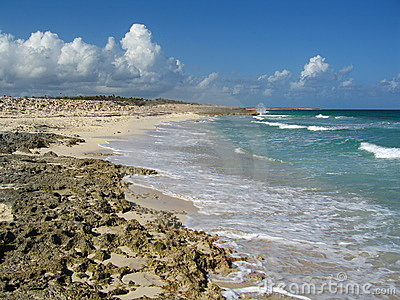 Seascapes in Cozumel
