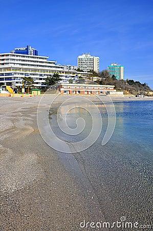 Seashore hotels