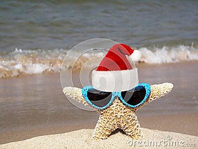 Seashore Santa