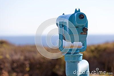Seaside binoculars