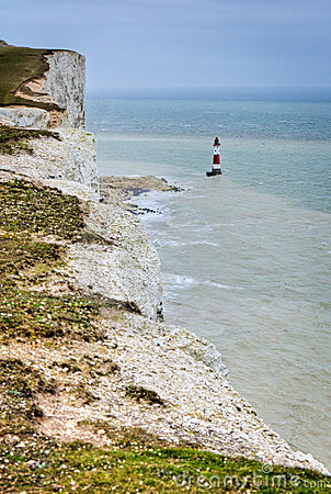 Free Seaside Cliffs. Beautiful Landscape In The Summer. Royalty Free Stock Image - 18557406