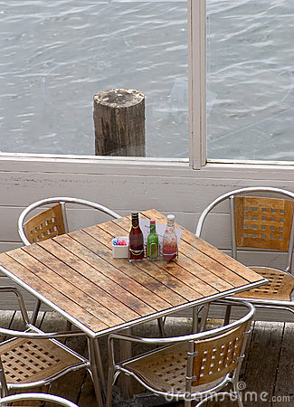 Seaside Dining For Four