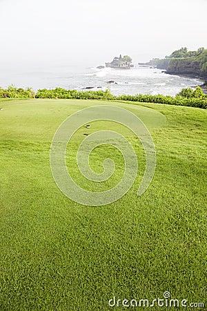Seaside Golf Course, Bali, Indonesia