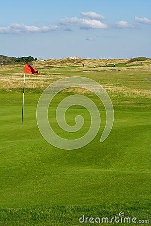 Free Seaside Golf Landscape Stock Photos - 3582643