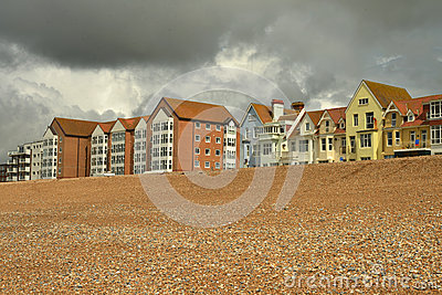 Seaside guest houses
