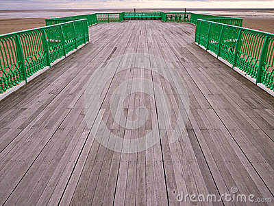 Seaside Holiday Pier, England