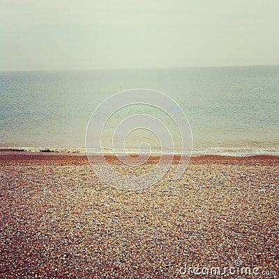 Seaside in Kent England