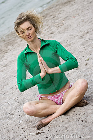 Seaside Meditation