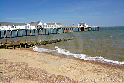 Seaside Pier, England
