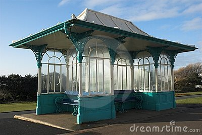 Seaside Shelter Royalty Free Stock Photo - Image: 22974725