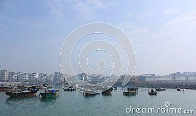 Seaside Town