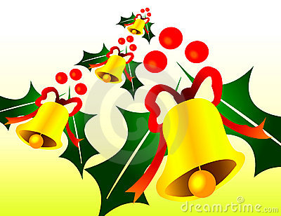 Season  of christmas bells