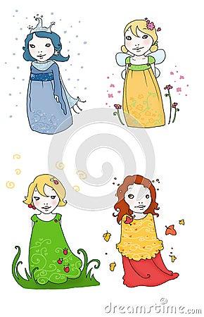 Season fairies