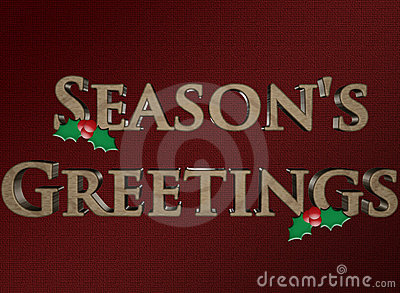 Season s Greeting