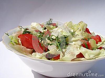 Season salad