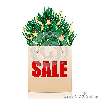 Seasonal christmas sale