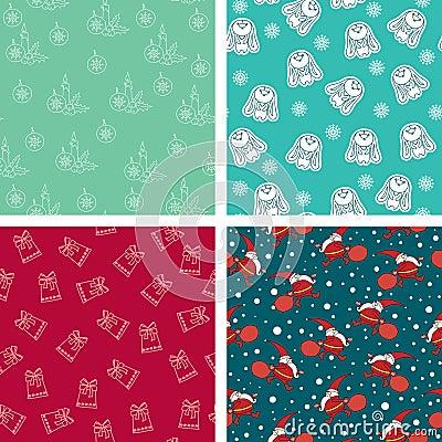 Seasonal Christmas wallpapers