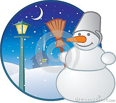 Seasonal icon - winter