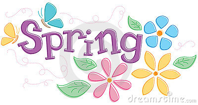 Seasonal Spring Graphic