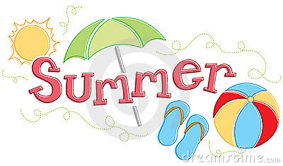 Seasonal Summer Graphic