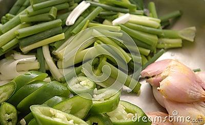 Seasonings of chinese food