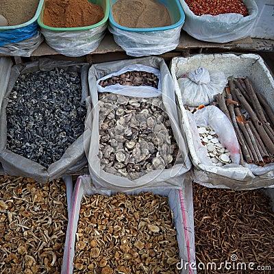 Seasonings and Ingredients