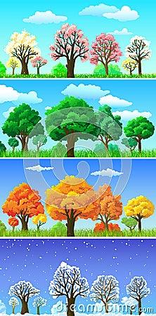 Free Seasons Stock Photography - 21478972