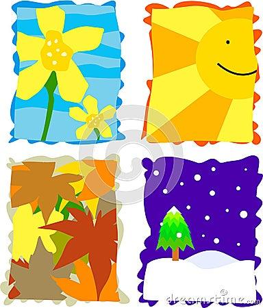 Free Seasons Stock Photography - 253532