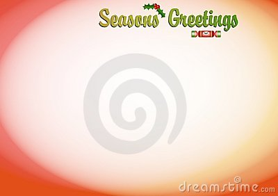 Seasons Greetings Background