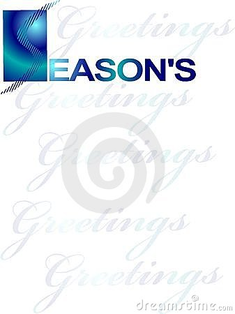 Seasons Greetings Design