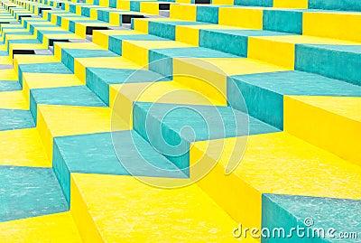 Seat amphitheater.