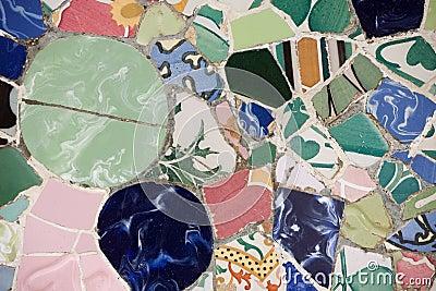 Seat mosaic
