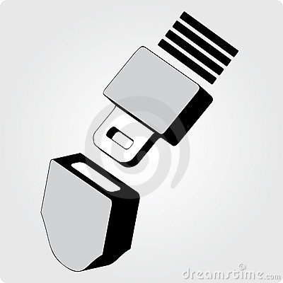 Seatbelt illustration