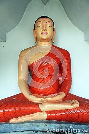 Free Seated Buddha Royalty Free Stock Photography - 39572447