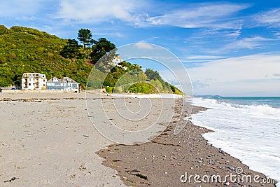 Seaton Cornwall England UK