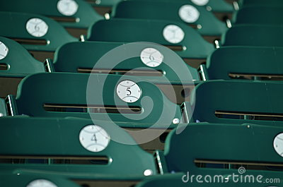 In the seats