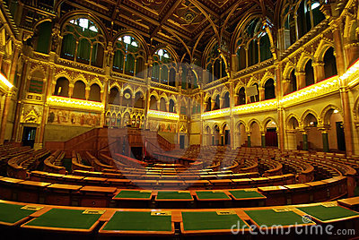 Seats in Parliament