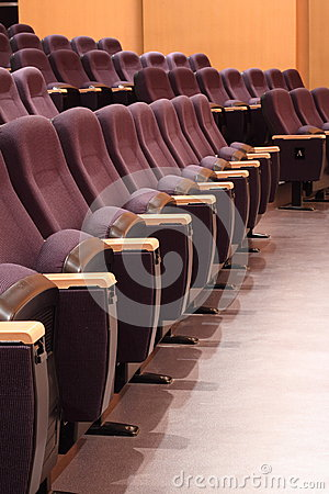Seats in Theater