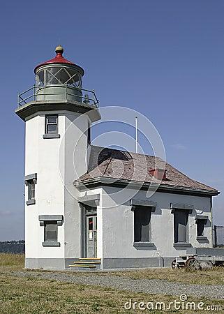 Seattle area lighthouse