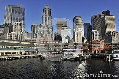 Seattle, Pier 55