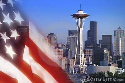 Seattle Space Needle - USA